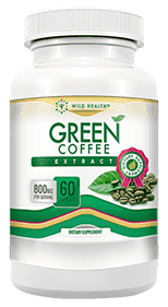 Wild Health Green Coffee Green Coffee Supplement Review