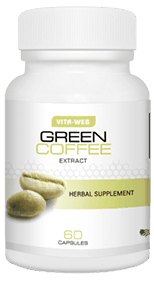 Vita-Web Pure Green Coffe Bean Extract Green Coffee Supplement Review