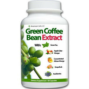 Dr green coffee bean extract